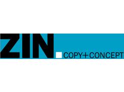 Zin Copy + Concept